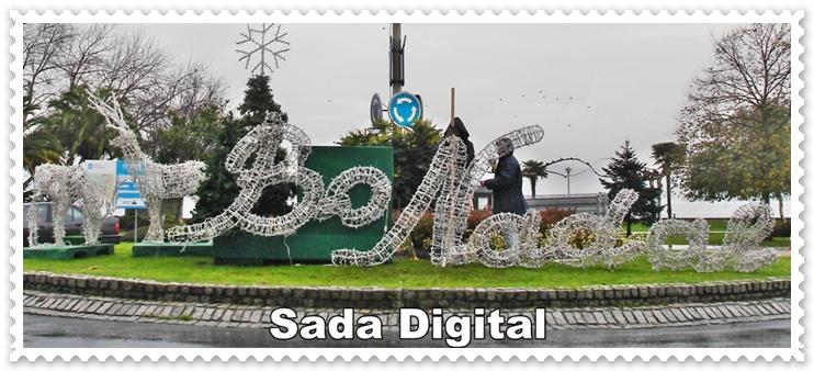 ENCENDIDO NAVIDEÑO SADA 2014 - SADA DIGITAL - N.M.S.